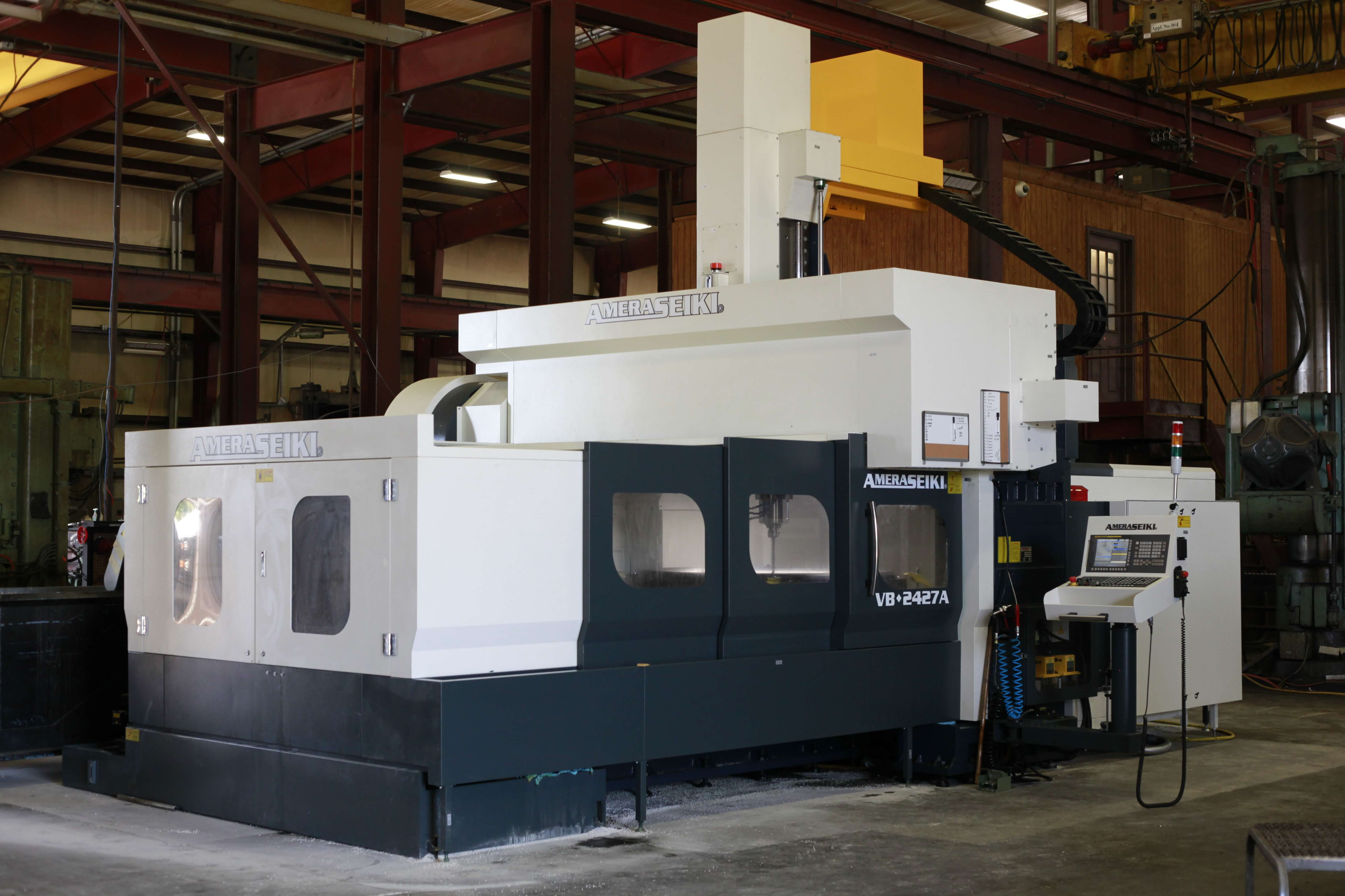 Amera Seiki VB-2427A Vertical Machining Center