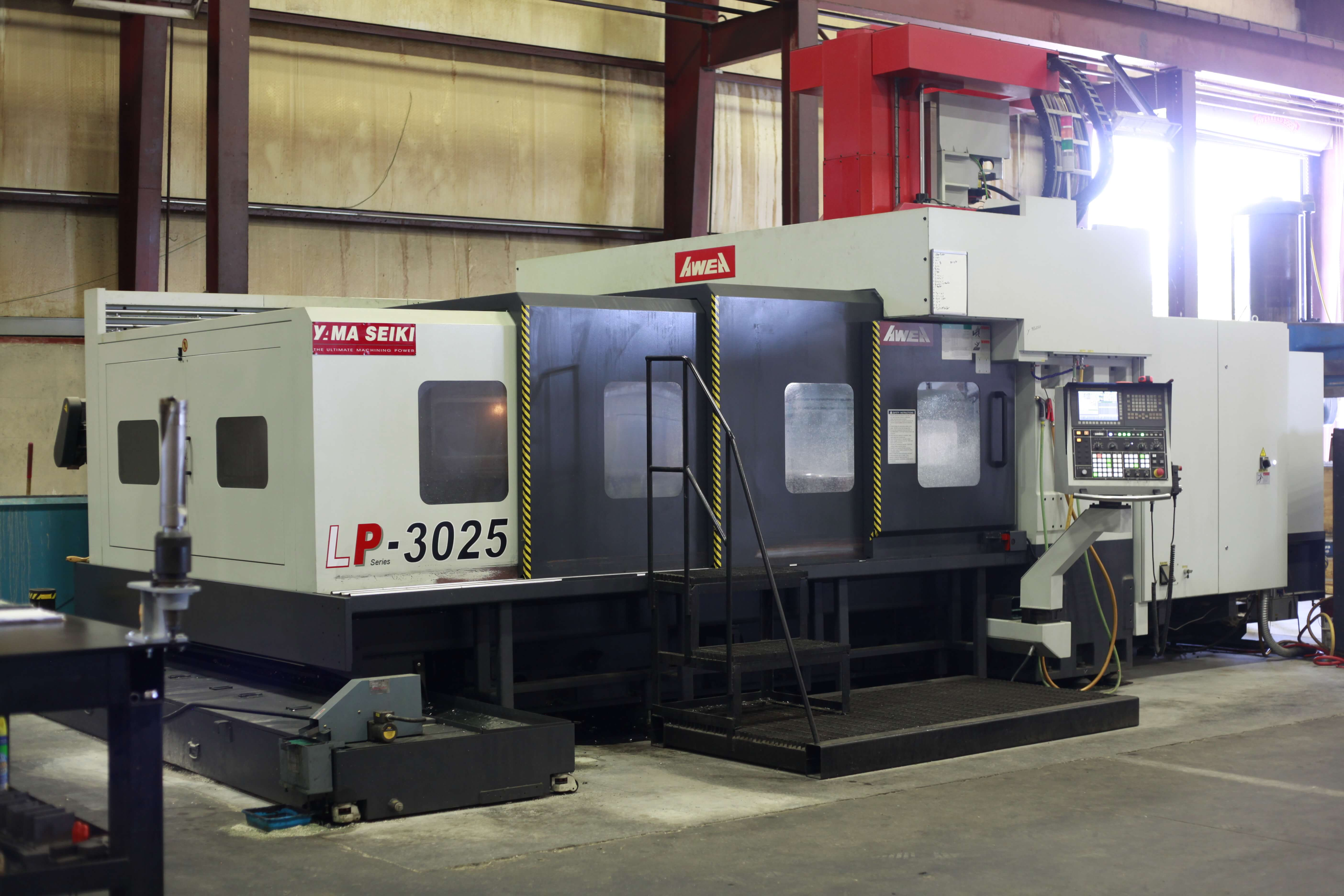 AWEA LP-3025 Vertical Machining Center