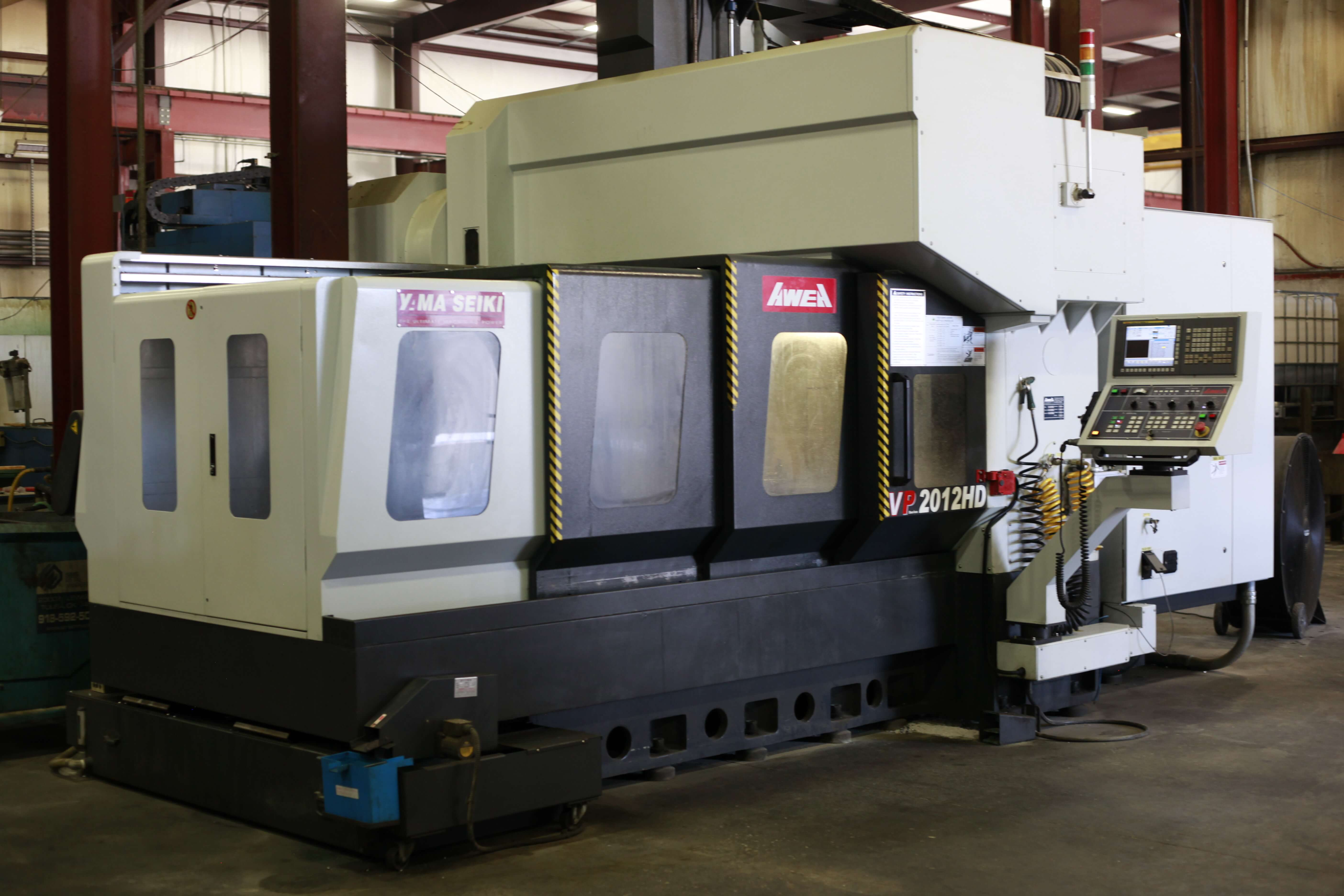 AWEA VP-2012HD Vertical Machining Center